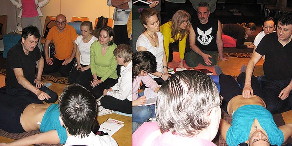 Ängelholm Sweden: OFT Level 1 & 2: Chi Nei Tsang - Extraordinary & Lasting Healing @ Inspired Yoga | Skåne län | Sweden